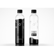 100% Натуральная чёрная DETOX вода «COSMOS»